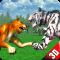 Big Cat Fighting Simulator 2018: Angry Wild Beasts