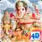 4D Ganesh Live Wallpaper