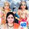 4D Lord Murugan Live Wallpaper