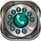 Old Phone Dialer Keypad