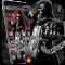 Horror Devil Death Skull Theme