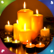 Magic Candles Live Wallpapers