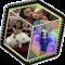 3D Cube Photo Live Wallpaper, 3d Cube Background