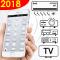 AC & TV, DVD, Set Top Box - Remote control IR