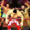 Men Wrestling Mania