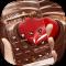 Love Chocolate Wallpaper Theme