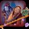 Lord Shri Krishna theme
