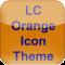 LC Orange Theme for Nova/APEX Launcher