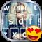 Photo Keyboard with Emojis