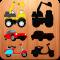 Vehicles Puzzles