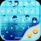 Water Screen Custom Keyboards