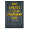 English Grammar test for class 10