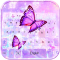 Butterfly Dream Keyboard Theme