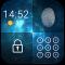 Free fingerprint style lock screen for prank