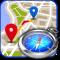 GPS, Maps, Directions, Traffic, Compass Navigation