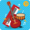 Band Music Game Instruments