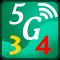 Net speed meter - wifi master - 5g, 4g speed test