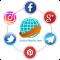 Social Media Hub - Messenger for Social Networks