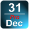 Calendar Day In Status Bar Pro