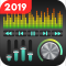 Volume Booster & MP3 Player with Equalizer