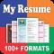 Resume Builder App Free - CV Maker with PDF Format