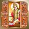 Hanuman Ji Door Lock Screen