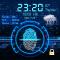 Fingerprint lock screen for prank