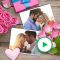Collage+ picmix, slideshow with music, album maker