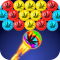 Bubble Shooter Weed Game