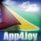 Guyana Flag Live Wallpaper