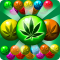 Weed Bubble Shooter Match 3 Games