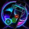 Neon Launcher Theme