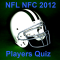 NFL NFC Players Quiz Game FREE