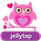 Cute Love Owls Theme Go SMS