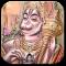 Hanuman Ji Emboss Paintings