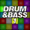 Drum & Bass Dj Drum Pads 1
