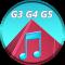 G4 / G5 Ringtones & Wallpapers