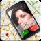Caller Locator Full Screen ID