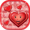 Cute Hearts Keyboard Designs